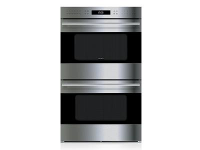 "30"" Wolf E Series Transitional Built-In Double Oven - DO30TE/S/TH"
