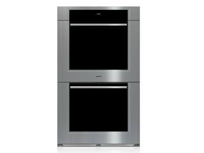 "30"" Wolf M Series Transitional Built-In Double Oven - DO30TM/S/TH"