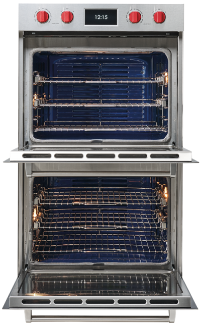"""30"""" Wolf M Series Professional Built-In Double Oven - DO30PM/S/PH"""