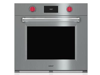 "30"" Wolf M Series Professional Built-In Single Oven - SO30PM/S/PH"