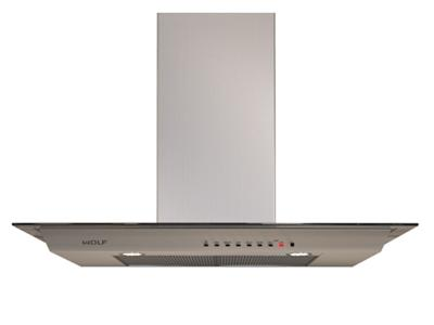 "36"" Wolf Wall Mount Chimney Range Hood - VW36G"