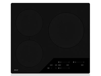 "24"" Wolf Contemporary Induction Cooktop - CI243C/B"