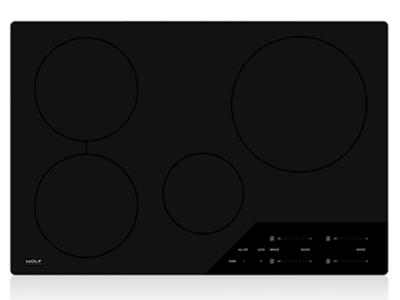 "30"" Wolf Contemporary Induction Cooktop  - CI304C/B"