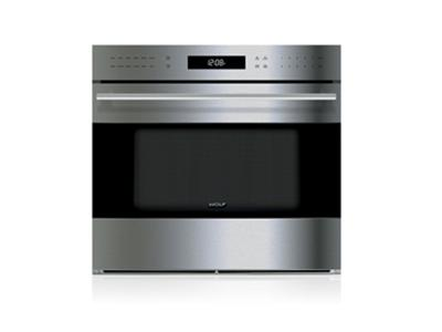 "30"" Wolf  E Series Transitional Built-In Single Oven - SO30TE/S/TH"