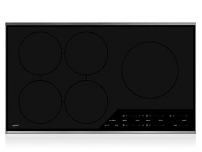 "36"" Wolf Transitional Induction Cooktop - CI365T/S"