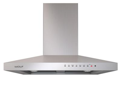 "30"" Wolf Wall Mount Chimney Range Hood  - VW30S"