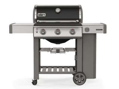 "59"" Weber Genesis II Series 3 Burner Liquid Propane Grill With Built-In Thermometer - Genesis II CE-310 LP"