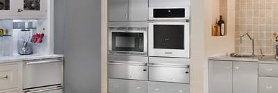 """30"""" Electrolux ICON Built-In Microwave with Side-Swing Door - E30MO65GSS"""