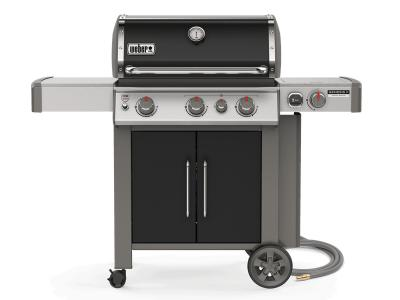 "59"" Weber Genesis II Series 3 Burner Natural Gas Grill With Igrill 3 Included - Genesis II CSE-335 NG"