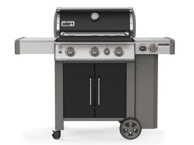 "59"" Weber Genesis II Series 3 Burner Liquid Propane Grill With Igrill 3 Included - Genesis II CSE-335 LP"