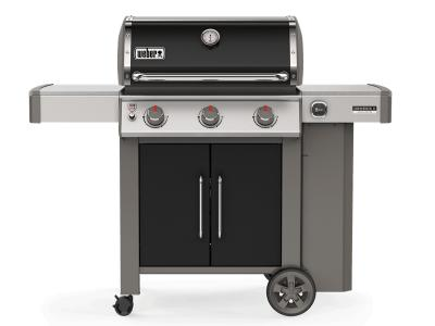"59"" Weber Genesis II Series 3 Burner Liquid Propane Grill With Built-In Thermometer - Genesis II CSE-315 LP"