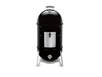 "19"" Weber Smokey Mountain Cooker Smoker - 18 Smokey Mountain Cooker"