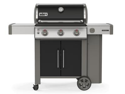 "59"" Weber Genesis II Series 3 Burner Liquid Propane Grill With Welded Tube Frame - Genesis II E-315 LP"