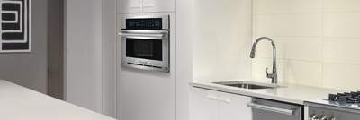 "30"" Electrolux ICON Built-In Microwave with Drop-Down Door - E30MO75HPS"