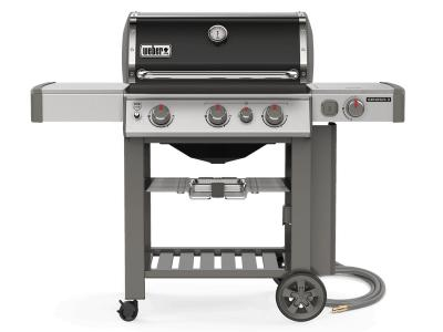 """59"""" Weber Genesis II Series 3 Burner Natural Gas Grill With Built-In Thermometer - Genesis II E-330 NG"""