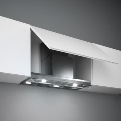 """36"""" Falmec Design Series Virgola Built-In Hood - FDVRG36W3SS"""
