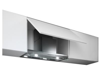"24"" Falmec Design Series Virgola Built-In Hood - FDVRG24W3SS"