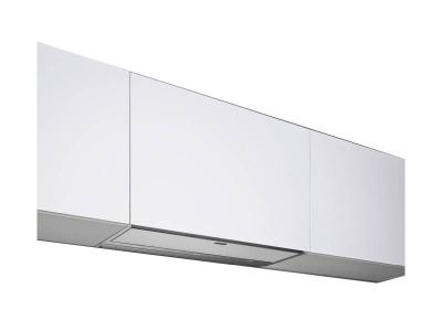 "36"" Falmec Design Series Move Under Cabinet Ducted Hood with 500 CFM - FDMOV36W5SW"