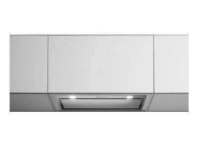 "28"" Falmec Valentina Built-In Range Hood with 500 CFM - FIVAL28B5SS1"