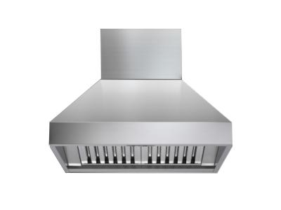 """30"""" Falmec Professional Series Pyramid Pro Wall Mount Ducted Hood - FPDPR30W6SS"""