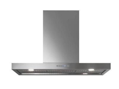 """30"""" Falmec Silence NRS Series Plane NRS Wall Mount Ducted Hood with 500 CFM - FNPLS30W5SS"""