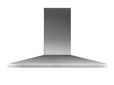 "36"" Falmec Potenza Series Vulcano Wall Mount Ducted Hood with 600 CFM - FPVUX36W6SS"