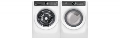 "27"" Electrolux Front Load Washer with LuxCare Wash - 5.0 Cu. Ft. IEC - EFLW427UIW"