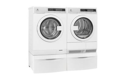"24"" Electrolux Condensed Front Load Dryer with Capacitive Touch Controls - 4.0 Cu. Ft. - EFDC210TIW"