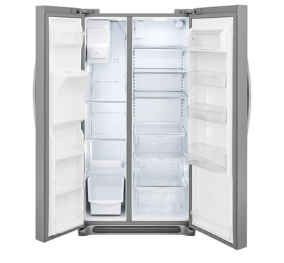 Frigidaire Gallery 22.2 Cu. Ft. Side-by-Side Refrigerator - FGSS2335TF