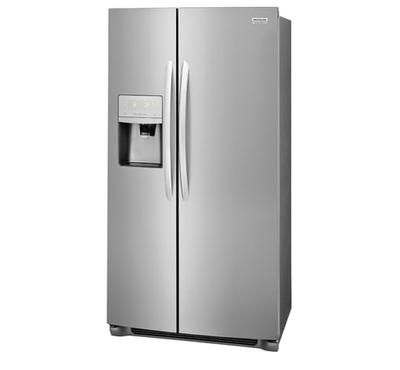"33"" Frigidaire Gallery 22.2 Cu. Ft. Side-by-Side Refrigerator - FGSS2335TF"