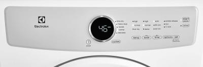 """27"""" Electrolux  8.0 Cu. Ft. Front Load Electric Dryer With 5 Cycles - EFDC317TIW"""