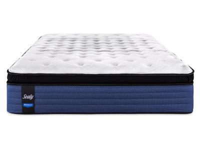 Sealy Orson Plush Euro Top Mattress In King Size - Orson Plush Euro Top Mattress (King)