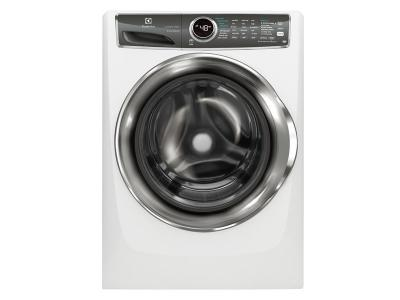 """27"""" Electrolux 5.1 Cu. Ft. IEC Front Load Perfect Steam Washer With LuxCare Wash And SmartBoost  - EFLS627UIW"""