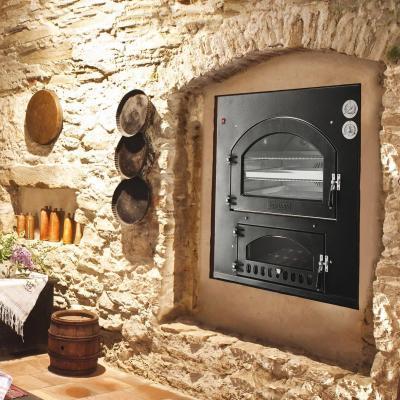 "30"" Fontana Forni Inc Q Built-in Wood Burning Oven - CA-INC-80Q"