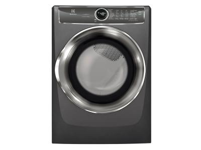 "27"" Electrolux Front Load Perfect Steam Electric Dryer with Instant Refresh and 9 cycles - 8.0 Cu. Ft. - EFMC627UTT"