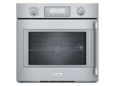 "30"" Thermador Professional Series Single Wall Oven, Left-Side Swing Door - POD301LW"