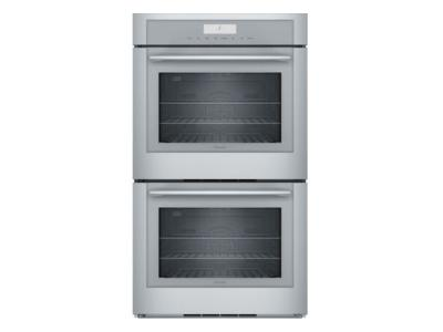 "30"" Thermador Masterpiece Series Double Wall Oven - ME302WS"
