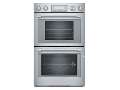 "30"" Thermador Professional Series Double Steam Oven - PODS302W"