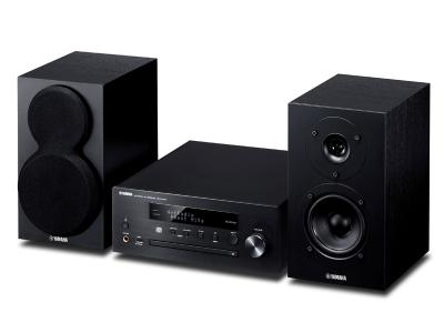 Yamaha Wireless Micro System Black- MCRN470