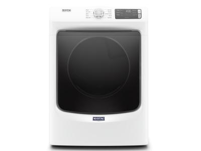 "27"" Maytag Front Load Gas Dryer with Extra Power and Quick Dry cycle - 7.3 cu. ft. - MGD5630HW"