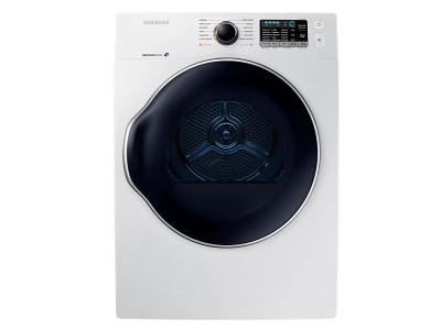 Samsung 4.0cu.ft. Electric Dryer with Sensor Dry function - DV22K6800EW