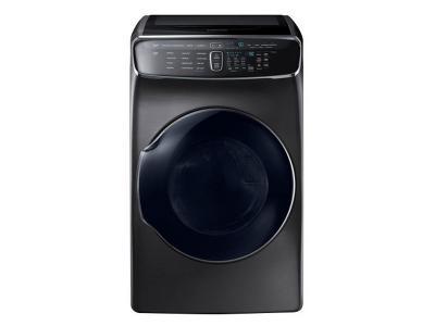 Samsung 7.5 cu. ft. DV9900 FlexDry Electric Dryer - DVE60M9900V