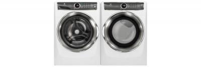 Electrolux Front Load Perfect Steam Electric Dryer with Instant Refresh and 9 cycles - 8.0 Cu. Ft. - EFMC627UIW