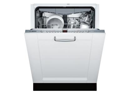 "24"" Bosch 800 Series Built In Dishwasher-SGV68U53UC"