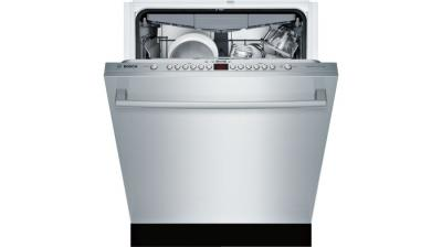 "24"" Bosch 800 Series Fully Integrated Dishwasher Stainless Steel-SGX68U55UC"