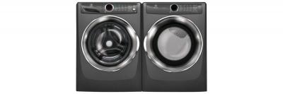 "27"" Electrolux Front Load Perfect Steam Gas Dryer with Instant Refresh and 8 cycles - 8.0 Cu. Ft. - EFMG527UTT"