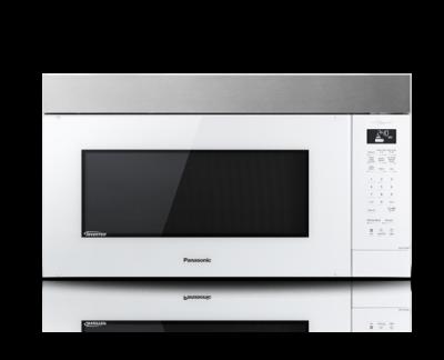 """30"""" Panasonic Genius Inverter Over-the-Range Microwave Oven - NNST27HW"""