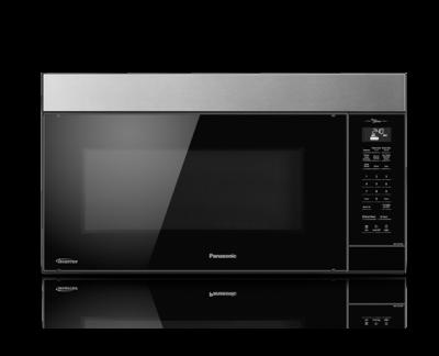 """30"""" Panasonic Genius Inverter Over-the-Range Microwave Oven - NNST27HB"""