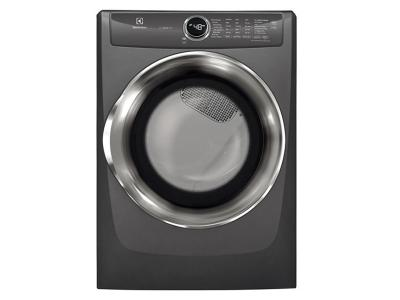 "27"" Electrolux Front Load Perfect Steam Electric Dryer with Instant Refresh and 8 cycles - 8.0 Cu. Ft. - EFMC527UTT"