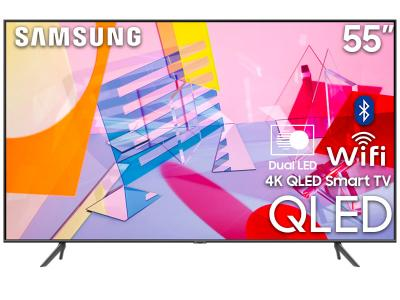 "58"" Samsung QN58Q60TAFXZC 4K Smart QLED TV"